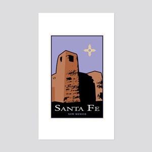 New Mexico Sticker (Rectangle)