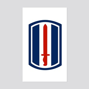 193rd Infantry Sticker (Rectangle)