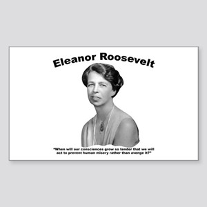 Eleanor: Conscience Sticker (Rectangle)