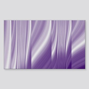 abstract purple grey Sticker