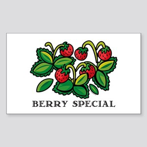 Berry Special Sticker (Rectangle)