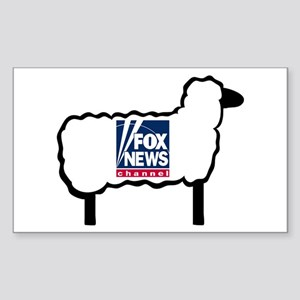 Good Sheep Sticker (Rectangle)