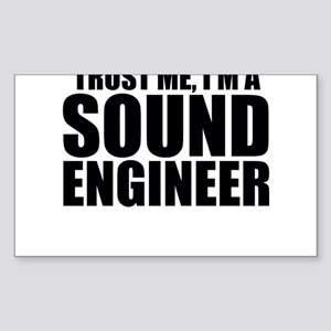 Trust Me, I'm A Sound Engineer Sticker