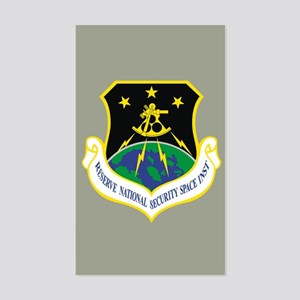 Reserve National Security Space Institute Sticker