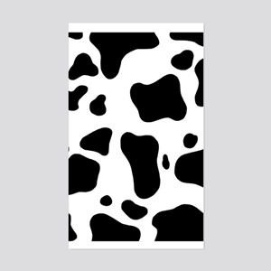 'Cow' Sticker (Rectangle)