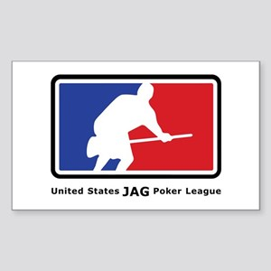USJPL Rectangle Sticker