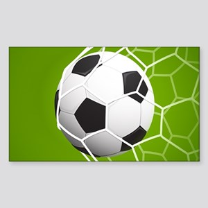 Football Goal Sticker