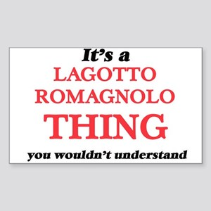 It's a Lagotto Romagnolo thing, you wo Sticker