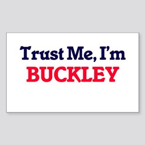 Trust Me, I'm Buckley Sticker