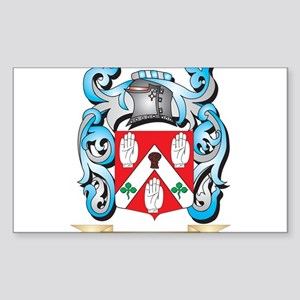 Cullen Coat of Arms - Family Crest Sticker