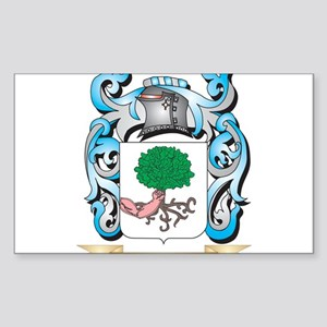 Mccluskey Coat of Arms - Family Crest Sticker