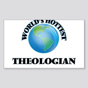 World's Hottest Theologian Sticker