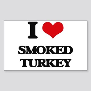 smoked turkey Sticker