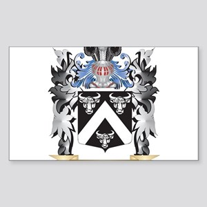 Buckley Coat of Arms - Family Crest Sticker