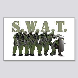 SWAT Sticker (Rectangle)