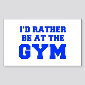 ID-RATHER-BE-AT-THE-GYM-FRESH-BLUE Sticker