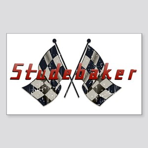 Studebaker Vintage Sticker (Rectangle)