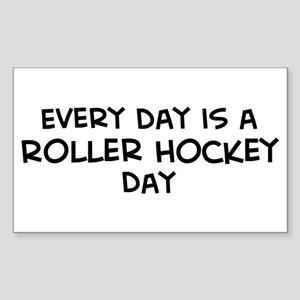 Roller_Hockey Sticker