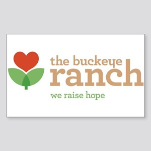 The Buckeye Ranch Sticker