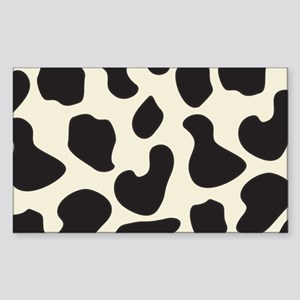 Cow Skin Cow Pattern Sticker