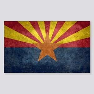 Arizona the 48th State - vintage retro ver Sticker