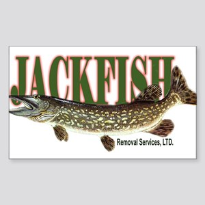 jackfishremoval Sticker