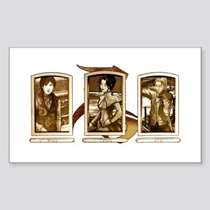 Infernal Devices - Sticker (rectangle)