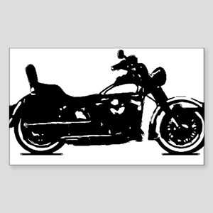 Motorcycle Shadow Sticker