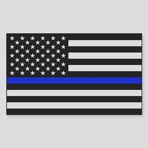 Blue Lives Matter: Pro Police Sticker