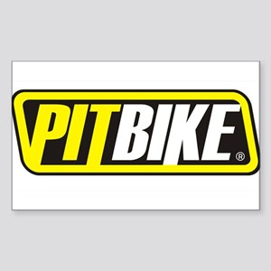 Pitbike Sticker