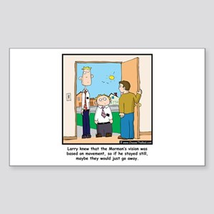 Lds Mission Stickers - CafePress