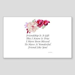 Friendship Stickers - CafePress