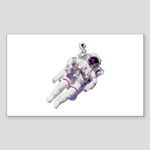 Astronaut Small Version Sticker