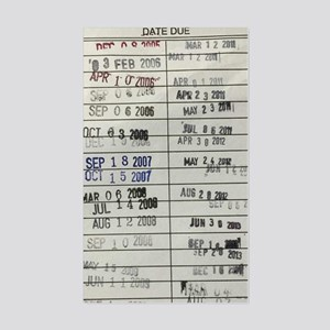 Date Stamp Stickers - CafePress
