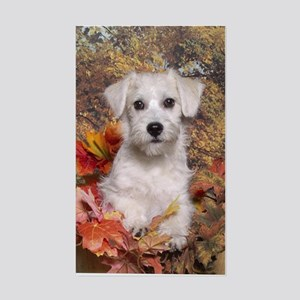 Schnoodle Time Rectangle Sticker