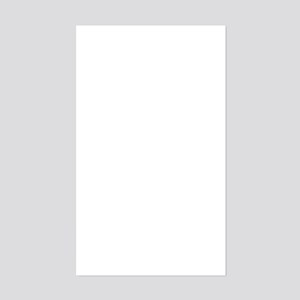Wildflower Peace Rectangle Sticker