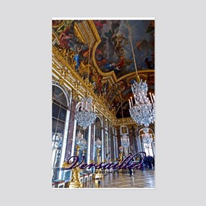 Versailles Palace Sticker (rectangle)