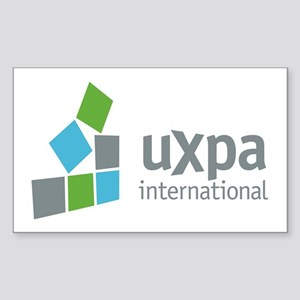Uxpa International Sticker