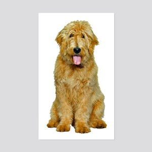Goldendoodle Sticker (Rectangle)