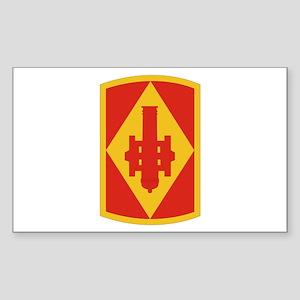 SSI - 75th Field Artillery Brigade Sticker (Rectan