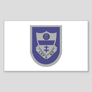 DUI - 325th Airborne Infantry Regiment Sticker (Re