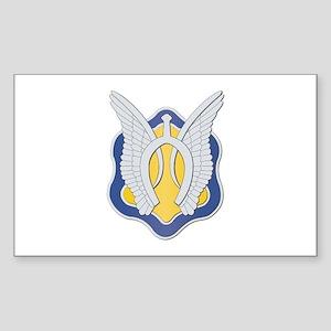 DUI - 3rd Recon Sqdrn - 17th Cavalry Regt Sticker