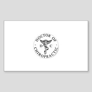 Doctor of Chiropractic Sticker