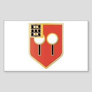 DUI - 1st Battalion - 9th Field Artillery Regt Sti