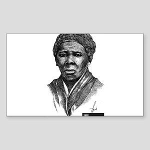 Harriet Tubman Sticker (Rectangle)