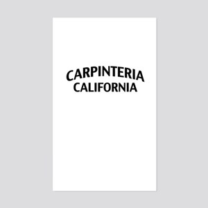 Carpinteria California Sticker (Rectangle)