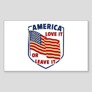 America Love it Sticker