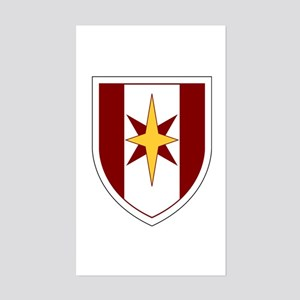 44th Medical Command SSI Sticker (Rectangle)