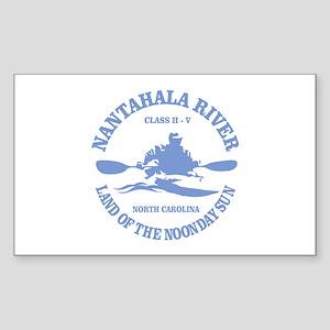 Nantahala River (kayaker) Sticker