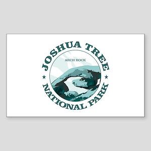 Joshua Tree National Park (rd) Sticker